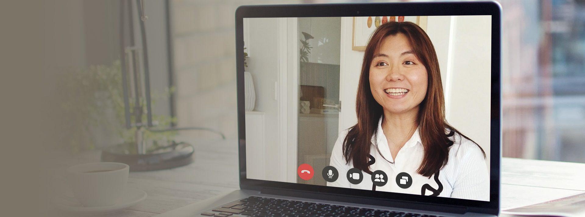 We offer telehealth consultations